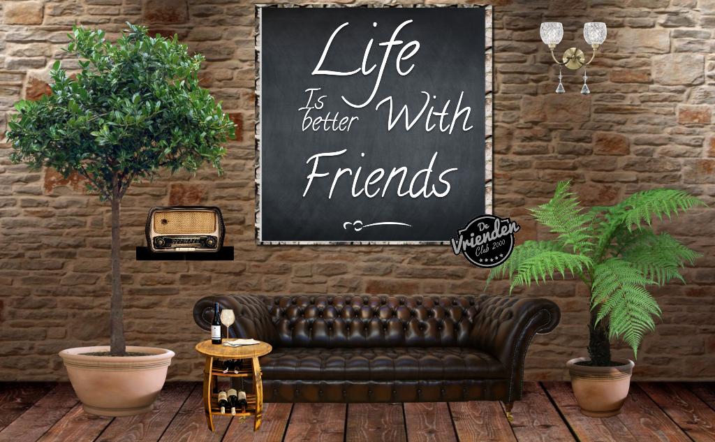 vrienden 2
